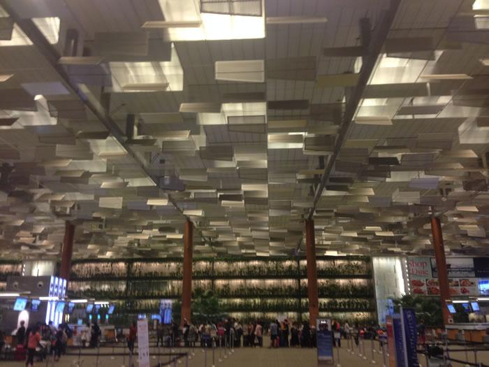 チャンギ国際空港