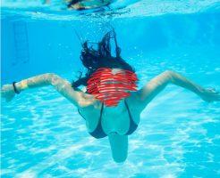 水泳とバストアップ