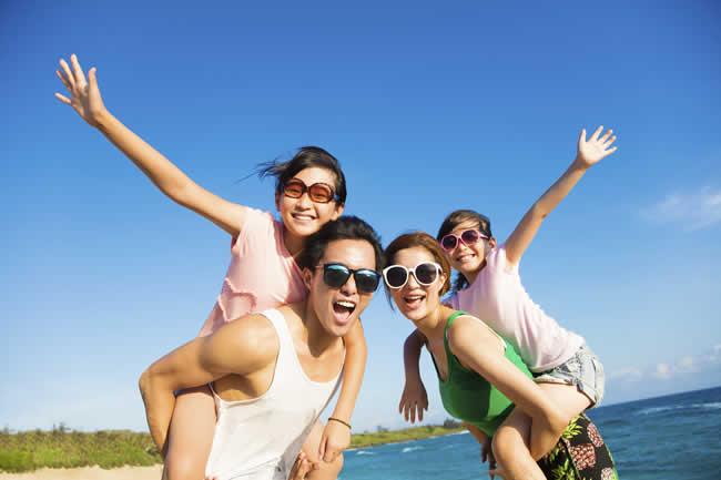 夏を楽しむ!